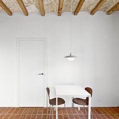 Ideas de #Decoracion de #Comedor, estilo #Mediterraneo diseñado por Yaiza Terré Arquitecto con #Sillas #Mesas de comedor  #CajonDeIdeas
