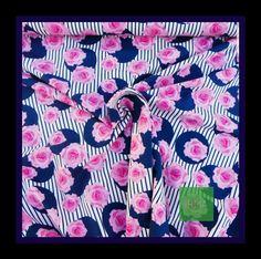 Floral Moni Stretch Jersey Evelyn Lisi rosa 50 cm Meterware Baumwolle Punkte