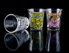 if i do not have a ninja turtle shot glass within a year then please shoot me