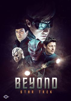 Star Trek Beyond (2016) - I just haven't said this in a while: Squeeeeeeee!