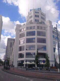Philips Lichttoren (Light Tower), Eindhoven - pic. DaphneJM