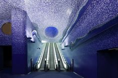 Subway Design Declared Most Impressive in All of Europe - My Modern Metropolis