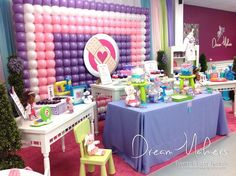 Doc Mc Stuffins Birthday Party Ideas | Photo 1 of 31 | Catch My Party