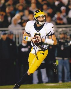 AAA Sports Memorabilia LLC - Chad Henne Autographed Michigan Wolverines 8x10 Photo, $54.95 (http://www.aaasportsmemorabilia.com/collegiate-memorabilia/michigan-wolverines/chad-henne-autographed-michigan-wolverines-8x10-photo/)