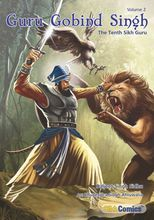 Volume 2 covers the period from about 18 years of age through his sojourn to Paonta Sahib and the battle of Bhangani.