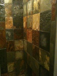 Had this tile in last house...sooo pretty and natural.  Miss it, greatly.  May just repeat here in our new home.