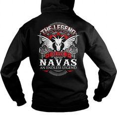 I Love  NAVAS T shirts