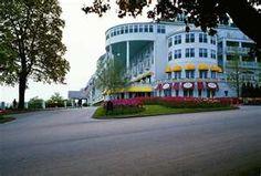 Mackinanc Island Grand Hotel