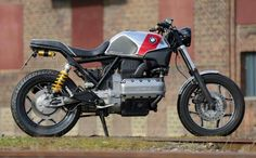 BMW K100 Cafe Racer by Cafemoto 002 #motorcycles #caferacer #motos | caferacerpasion.com