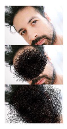 A Camilo Koch le ha crecido la barba