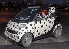 Smart cars are very cute, but could they be the cutest? Meet 15 of the coolest customized Smart cars.