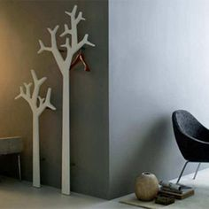 Buy the SWEDESE Tree Coat Stand Coloured online at UtilityDesign.Co.Uk