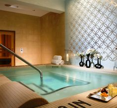 Mandarin Oriental Hotel atlanta-spa-wet-treatment-area