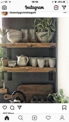 U Turn, Liverpool, Floating Shelves, France, Interior Design, House Styles, Journey, Instagram, Kitchen Ideas