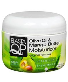 Can't stand shea butter? Try mango butter.