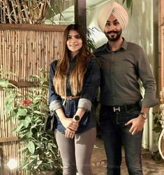 Punjabi Wedding Suit, Punjabi Suits, Wedding Suits, Western Dresses, Western Outfits, Indian Attire, Indian Outfits, Couple Pictures, Girl Pictures