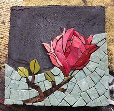 Sea Glass Mosaic, Mosaic Tile Art, Mosaic Artwork, Mosaic Diy, Mosaic Garden, Mosaic Crafts, Mosaic Projects, Stone Mosaic, Mosaic Designs