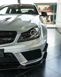 Mercedes C63 AMG Black Series C204