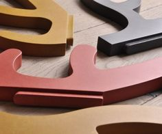 Modular Antler and Horn Hook Rack by 5LAB
