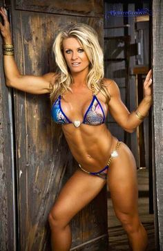 1000+ images about Amy Rozier on Pinterest | Fitness models, Abs and ...