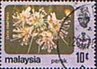Malay State of Perak 1983 Flowers SG 194 Fine Used SG 194 Scott 15
