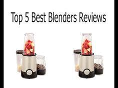 Top Five Best Hand Blender Review 2016 | Best Immersion Blender Reviews