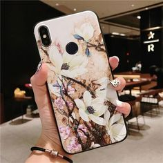 Rose Flowers Case For Xiaomi Redmi Note 7 Pro Case Mix On Redmi Note 6 pro note 5 Note Cases Cover Floral Iphone Case, Iphone Cases, 3d Rose, Note 7, Mobile Cases, Phone Accessories, Smart Phones, Cover, Gadgets