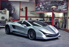 AmoritzGT DoniRosset from Brazil, future car, futuristic vehicle, concept car, sportscar, aerodynamic, supercar