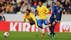 Neymar, Brazil roll aside Japan with video help