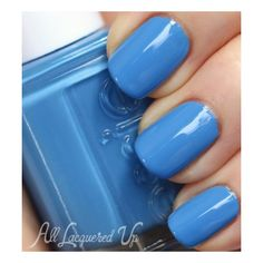 Essie Madison Ave-Hue Spring 2013 Nail Polish Swatches - All Lacquered... ❤ liked on Polyvore featuring beauty products, nail care, nail polish, nails, makeup, beauty, unhas, essie nail lacquer, essie and essie nail varnish