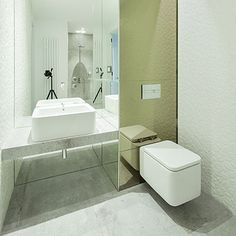 Interior Alcove, Bathroom Lighting, Toilet, Bathtub, Mirror, Interior, Furniture, Home Decor, Bathroom Light Fittings