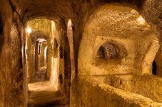 St Pauls Catacombs, Rabat, Malta │ #VisitMalta visitmalta.com