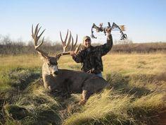 Big Saskatchewan Mule Deer! - Ohio Hunting - Ohio Fishing | OhioSportsman.com I wanna hunt deer up there SOOOOO bad!!
