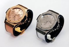 Hublot Big Bang Zegg & Cerlati watch for women (`cuz women have watch fetishes too!)