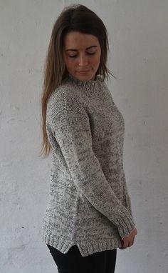Løs sweater i Merilin - Kvinder - Charlotte Tøndering - Designere