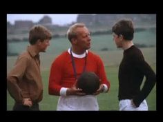 How many of us had a Games Teacher like this arse'ole. (Kes 1969) - Brian Glover is absolutely brilliant......