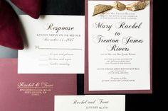 Trent & Rachel | An Elegant Winter Wedding | Reid & Brittany Photography