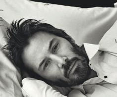 Art Keanu Reeves in Henrys Crime. great-performances-by-actors Green Label, Keanu Charles Reeves, Keanu Reeves Wife, My Sun And Stars, Actrices Hollywood, Celebs, Celebrities, Famous Faces, Gorgeous Men