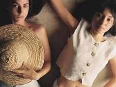 Straw Bag, Hats, Fashion, Moda, Hat, Fashion Styles, Fashion Illustrations, Fashion Models