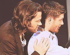 MY EDIT supernatural Jensen Ackles Jared Padalecki wincest j2 supernaturallink Padackles