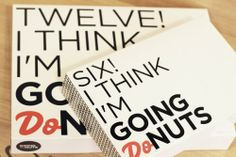 Going Donuts package design branding