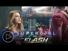 Supergirl and The Flash Crossover Trailer on Essential TV