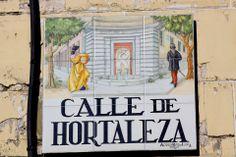 Calle de Hortaleza ( Madrid )