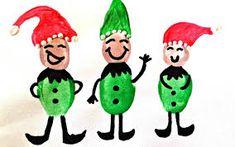 Bildergebnis für fingerabdruck bilder weihnachten