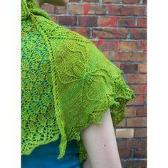 Friendly neighbourhood spider-shawl by  Atalante