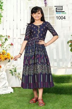 Order #Shaheen Long GOWN Mom1250 Daughter 1180 on WhatsApp number +919619659727 or ArtistryC.in Kids Gown, Blue Hill, Girls Wear, Lehenga Choli, Boy Or Girl, Pajamas, Daughter, Gowns, Number