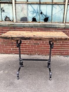Raise The Bar Table Reclaimed Wood Bar Table Farmhouse Table Pub Table  Restaurant Table Rustic Farm Table