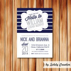 Invitation wording meet and greet 6g 10241365 invitations invitation meet and greet baby customizable by solelycreative m4hsunfo