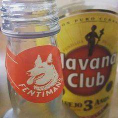 Epic Fentimans Cherry Cola mit Havana Club und dazu Raging Bull schauen samstagabend