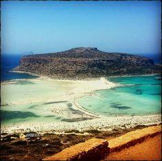 Balos | Chania https://theredtravellerblog.wordpress.com/2017/06/12/chaniagreece-exploring-part-1/